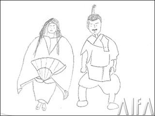 ヒドリムセン 第44回放送 仲田雄慎作画